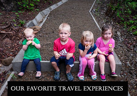 Our Favorite Travel Experiences