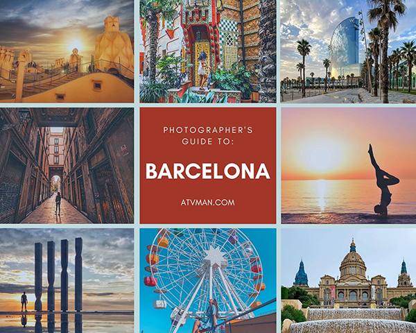 Photographer's Guide to Barcelona-36 Best Instagram Sites