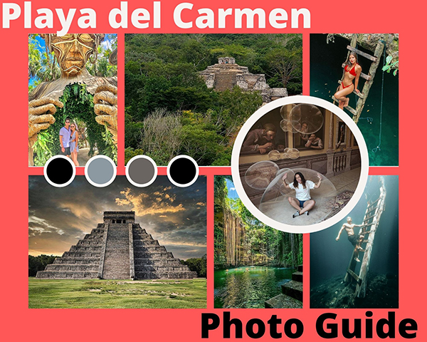 Playa del Carmen Photo Guide-Top 43 Instagram Spots