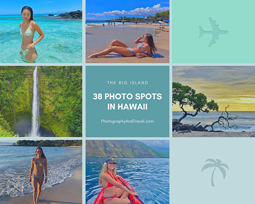 Instagram Guide to Hawaii-38 best spots on the Big Island